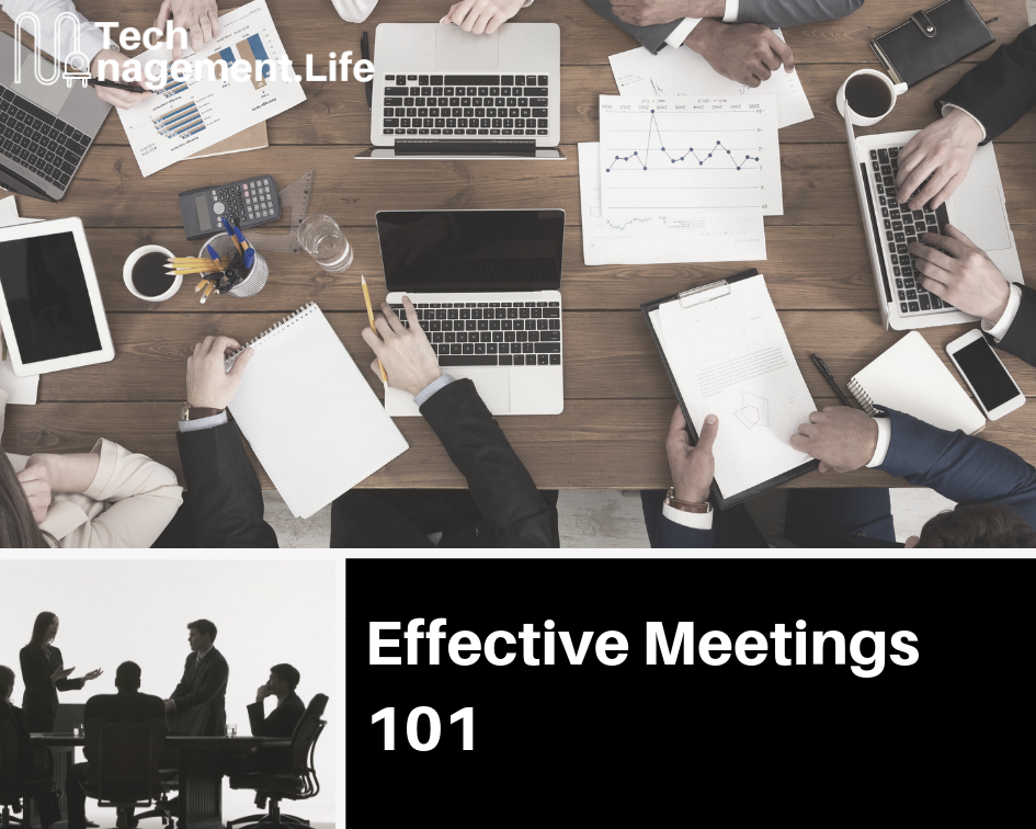 Effective Meetings 101 - TechManagement.Life