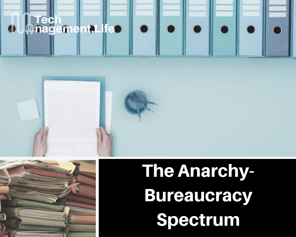 The Anarchy-Bureaucracy Spectrum - TechManagement.Life