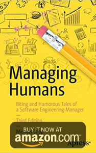 Managing Humans - Buy It Now!