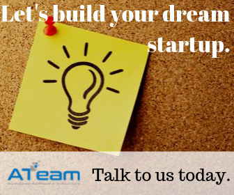 ATeam Business Software Solutions - Let's build your dream startup.
