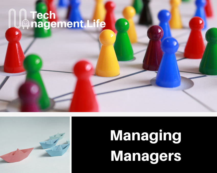 Managing Managers: How To Work Effectively With Former Peers - TechManagement.Life